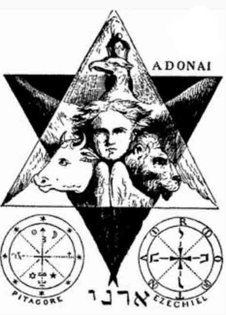 Magic Hermetic Levi