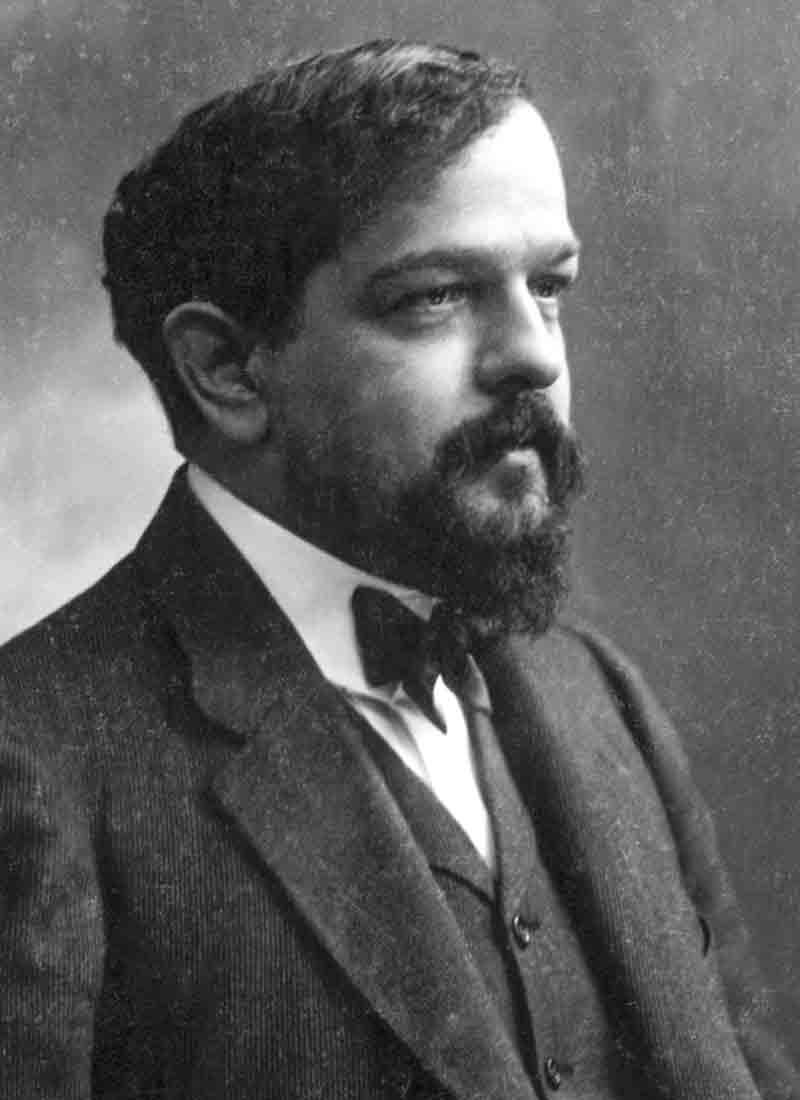 Claude Debussy Esotericism