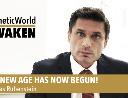 Dr. Elias Rubenstein: The New Age Has Now Begun! [with Video]